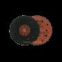 Фибродиск полужесткий SAIT D125 №24
