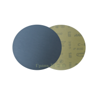 Шкурка абразивная SAIT D125 №800
