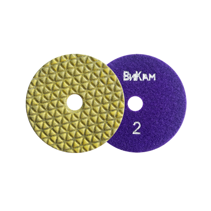 Алм. гибкий диск НС 5 шаговые D100 №2
