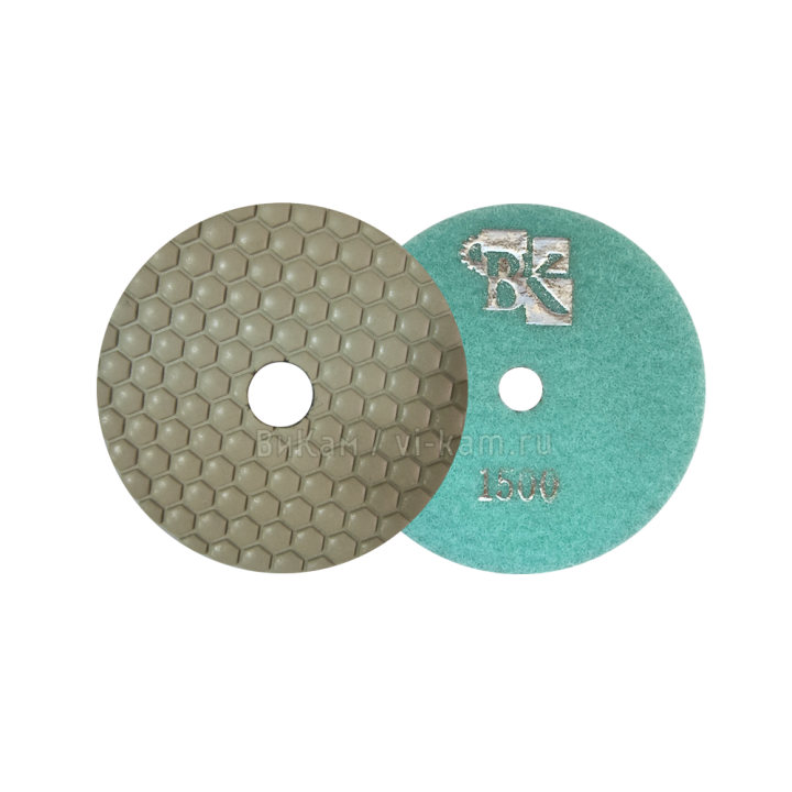 Алм. гибкий диск Biege сух. D100 №1500