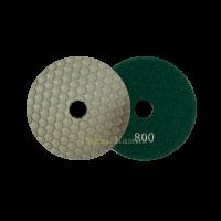 Алм. гибкий диск STONE CRAFT сух. D100 №800