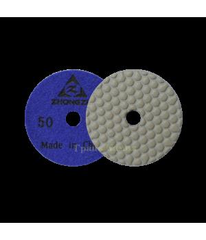 Алм. гибкий диск ZHONGZHI сух. D100 №50