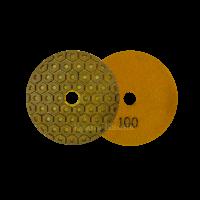Алм. гибкий диск BL медь соты D100 №100