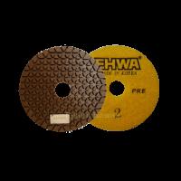 Алм. гибкий диск EHWA 4 шага pre D100 №2