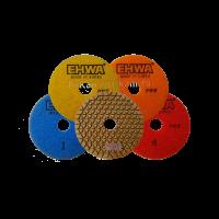 Алм. гибкий диск EHWA 4 шага pre D100 комплект