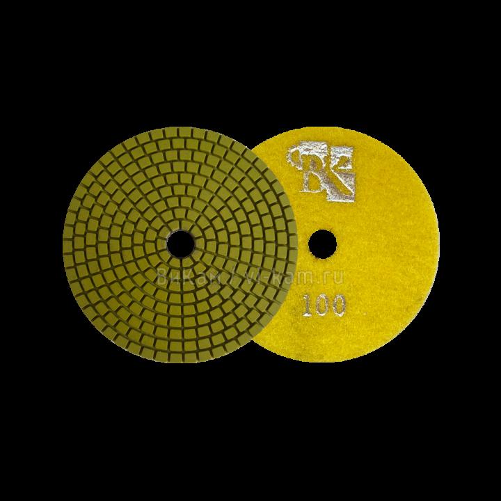 Алм. гибкий диск Olivine D100 №100