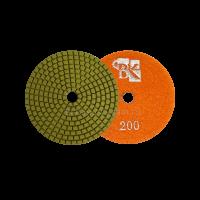 Алм. гибкий диск Olivine D100 №200