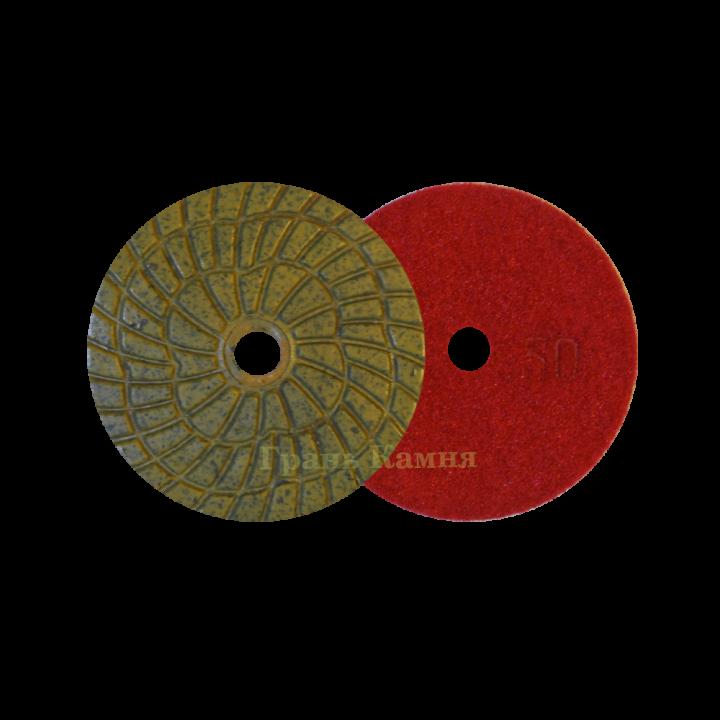 Алм. гибкий диск Яблонь D100 №50