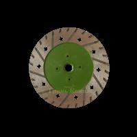 """Отр. диск """"GREEN  LINE"""" по граниту зачистной с фл. М14 D125"""