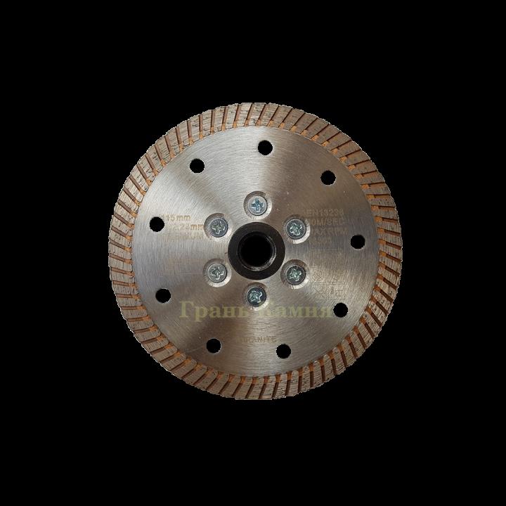 Отр. диск Схид-Диамант по граниту с фл. М14 D115