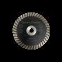 """Отр. диск """"TDR V"""" по граниту с фл. М14 D80"""