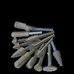 Алмазные фрезерные головки для резьбы по камню