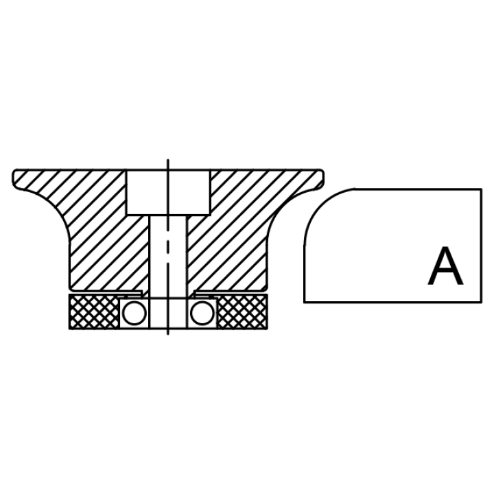 Комплект профилей Инватех A40 (7шт.)