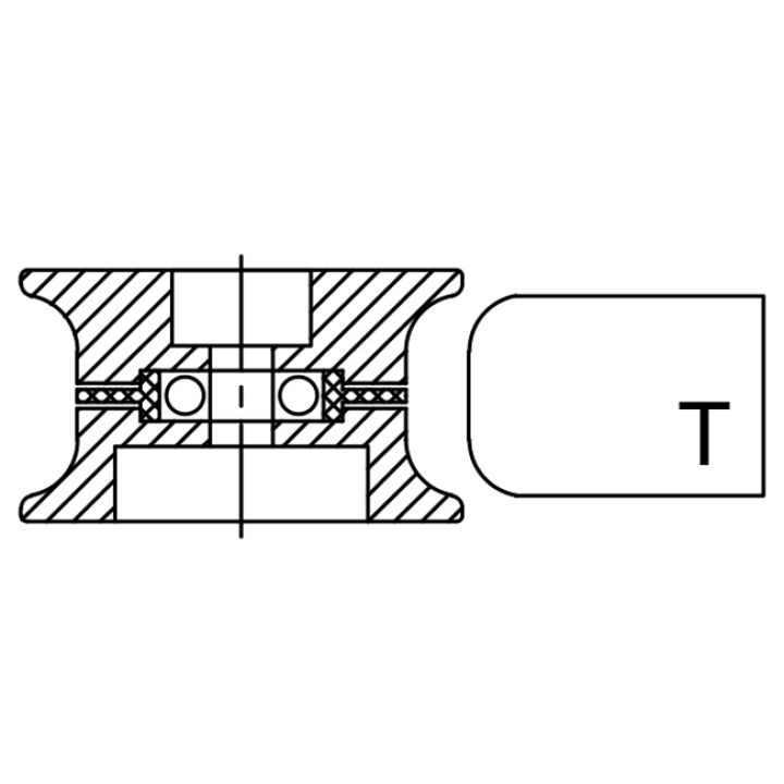 Комплект профилей Инватех T40 (7шт.)