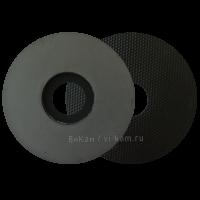 Полировальный финишный круг BUFF на резиновой основе D250