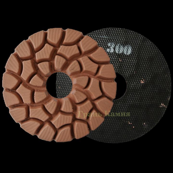 Шлифовально-полировальный круг PROFI D250 №300
