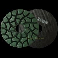 Шлифовально-полировальный круг PROFI D250 №3000