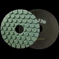 Шлифовально-полировальный круг СОТЫ D250 №120