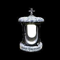 Лампадка Покостовский (серый)