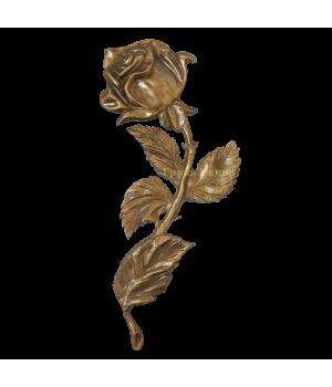 Роза латунная Н32 правая