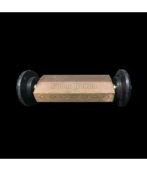 Газовая горелка для термообработки гранита (70 мм)