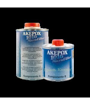Клей AKEMI AKEPOX 1016 Micro Filler  прозрачный 1 кг.