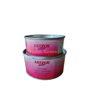 Клей AKEMI AKEPOX 2010 медовый-прозрачный 2,25 кг.