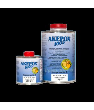 Клей AKEMI AKEPOX 1005  прозрачный 1,25 кг.
