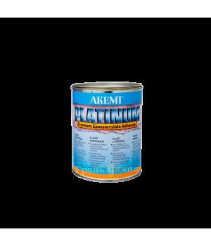 Клей AKEMI PLATINUM Premium полупрозрачный 900 мл.