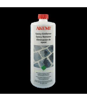 AKEMI Очиститель эпоксидного клея 1л.